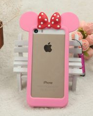 Cartoon-Minnie-Bumper-Frame-Cover-Disney-Silicone-Cases-Shell-for-iPhone-6-Plus-5.5-Pink-l2