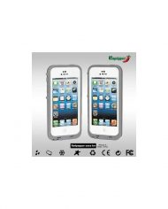 thiki-iphone-55s-waterproof-case-redpepper-touch-id-function-whitegrey (4)