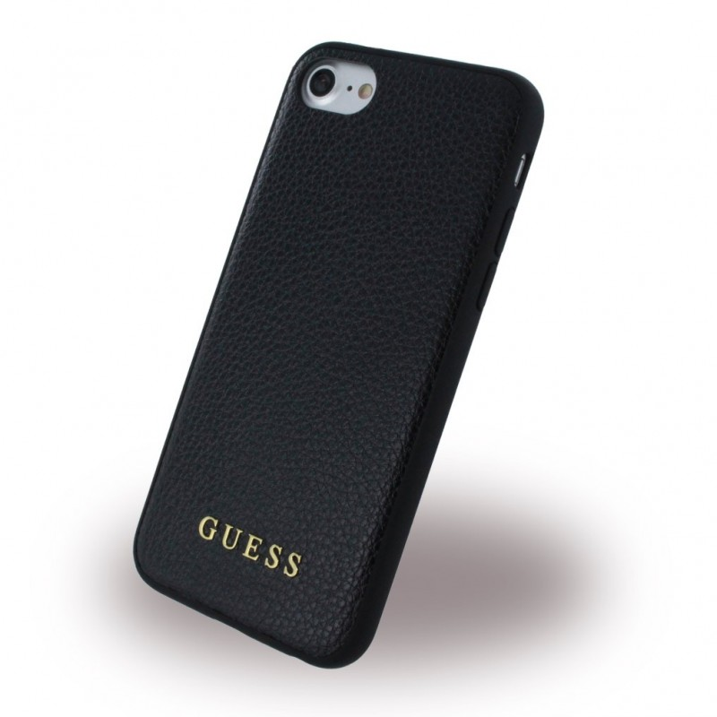 huge selection of 328cd 113a9 GUESS faceplate case iPhone 6/6s black • Gadgetaki.com